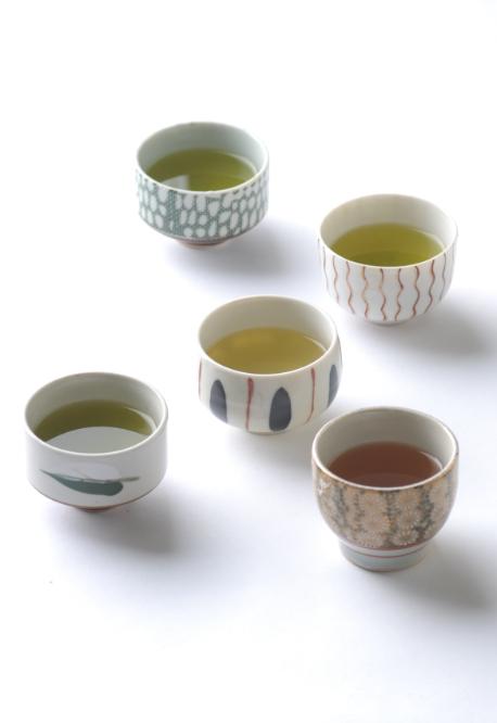 お茶それぞれにあった入れ方があります。